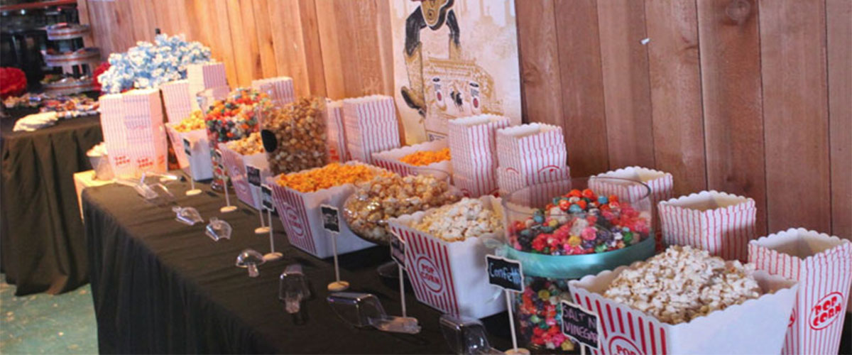 Wedding Reception Catering and Venue Packages